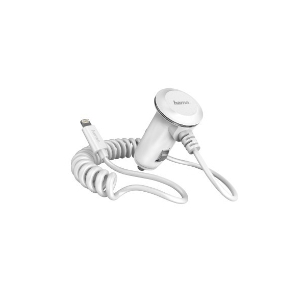 Chargeur allume-cigare pour iPhone Hama H-102096
