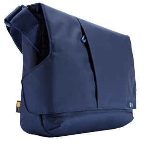 Case Logic Sacoche besace en nylon pour Ultra-Book 11,6/iPad Bleu""