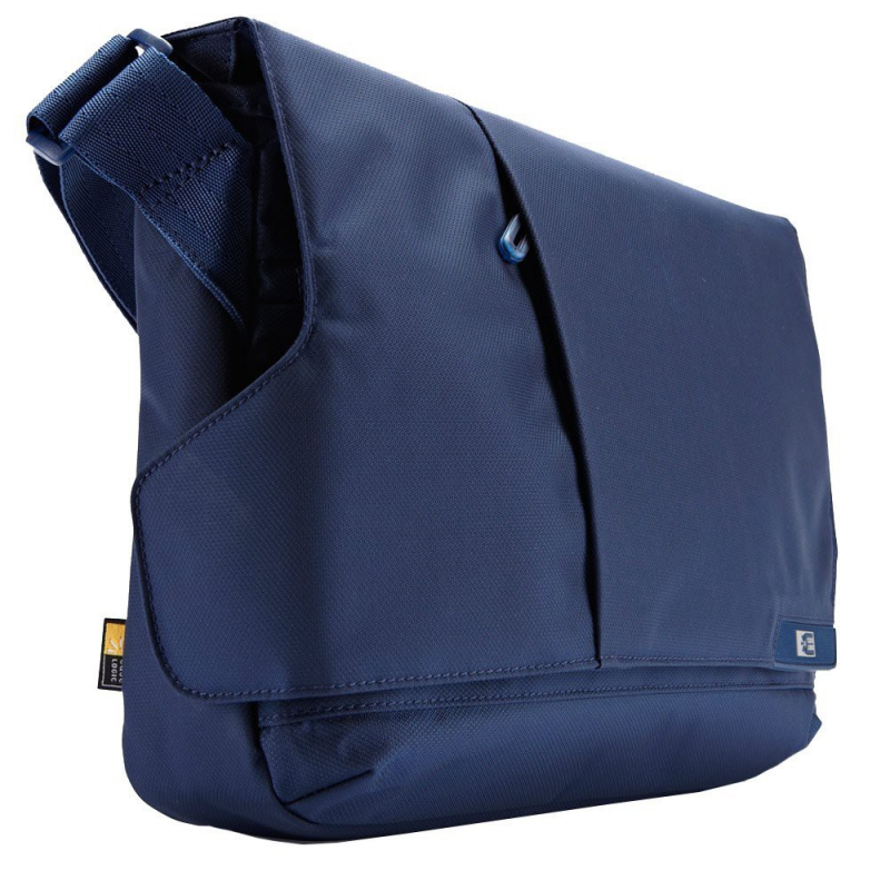 "Case Logic Sacoche besace en nylon pour Ultra-Book 11,6""/iPad Bleu"