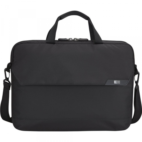 "Case Logic - MLC-116K - Sacoche en nylon avec Soufflet documentation pour Ordinateur portable 15,4""-16""/Tablette Noir"