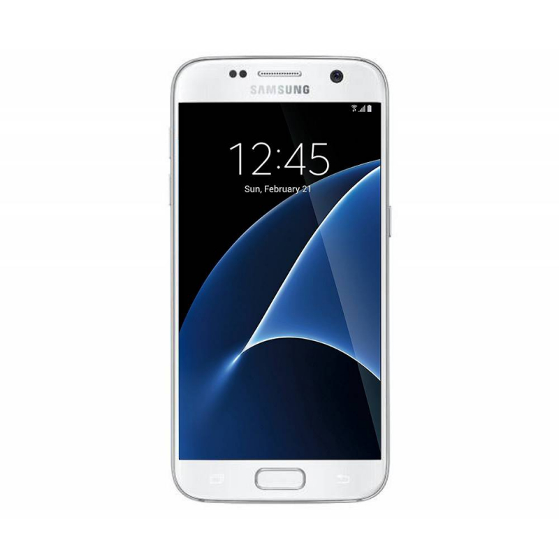 Samsung - SM-G930/DS - Galaxy S7 Flat Duos - Argent