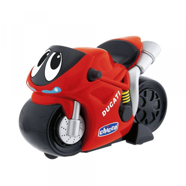 Ducati Turbo Touch Chicco rouge