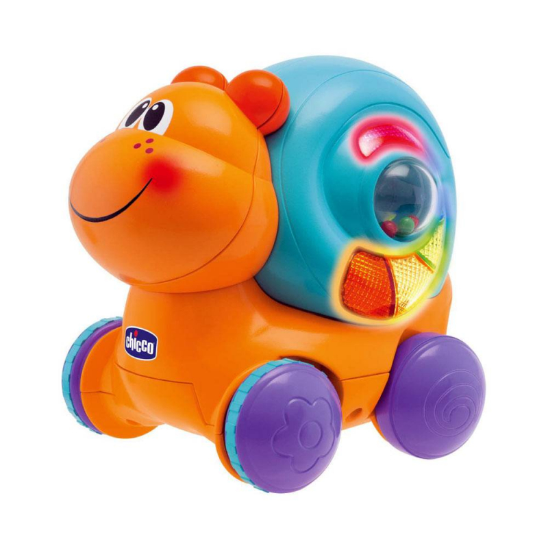 Chicco - Jouets - Friends Jazz l'Escargot