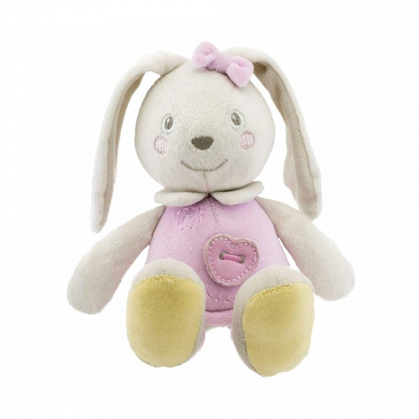 Doudou Chicco Lapin Rose