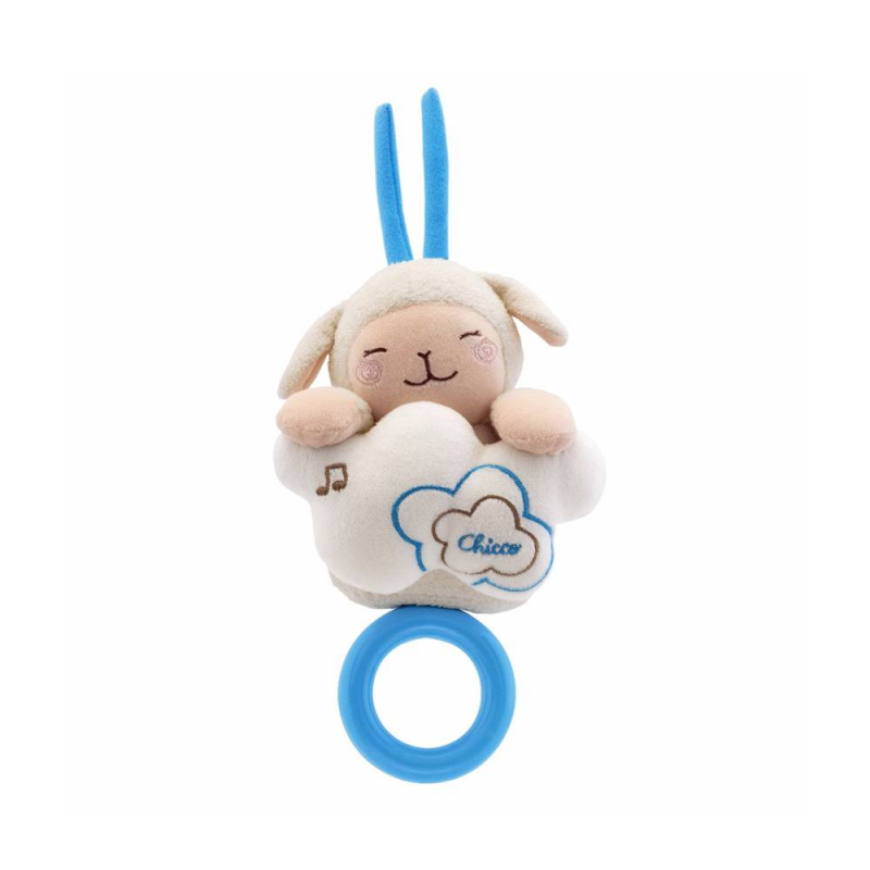 Chicco - Jouets - Lullaby Agneau Musical