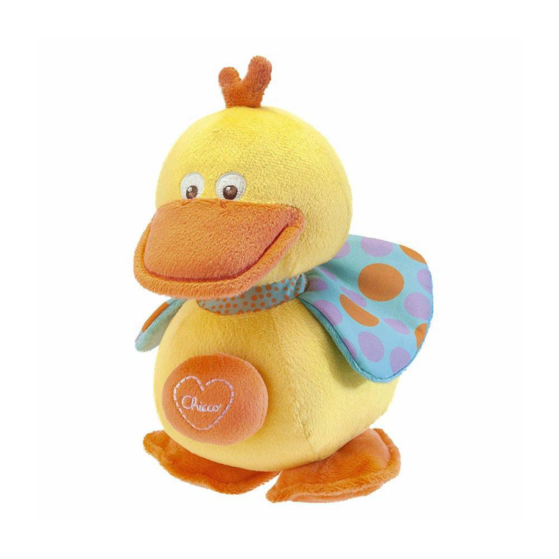 Chicco - Peluche Musical Canard