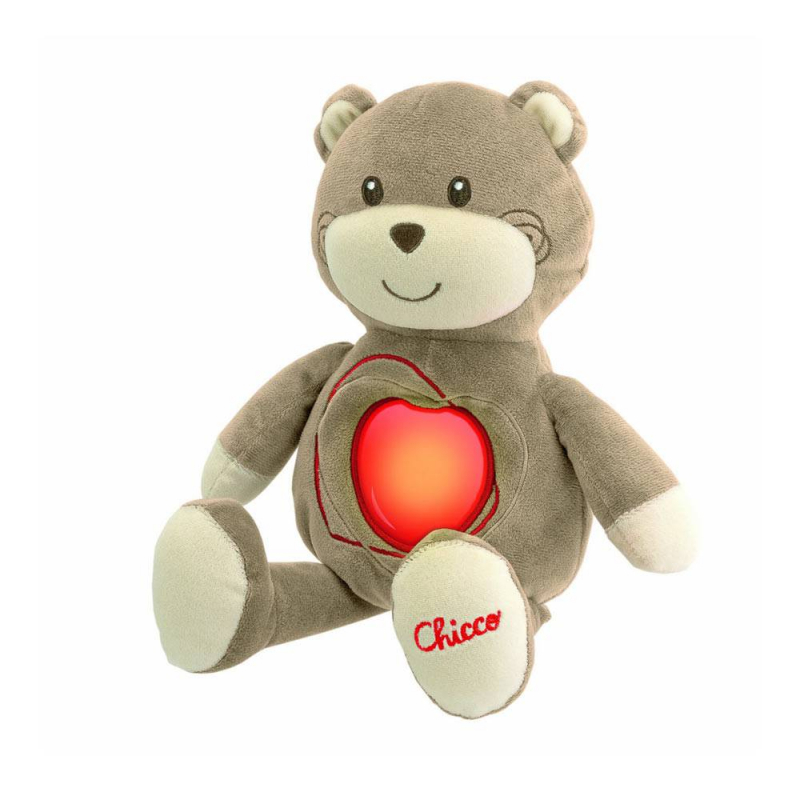 Chicco - Jouets - Peluche Ourson