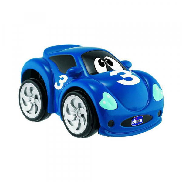 Voiture Chicco Turbo Touch bleue