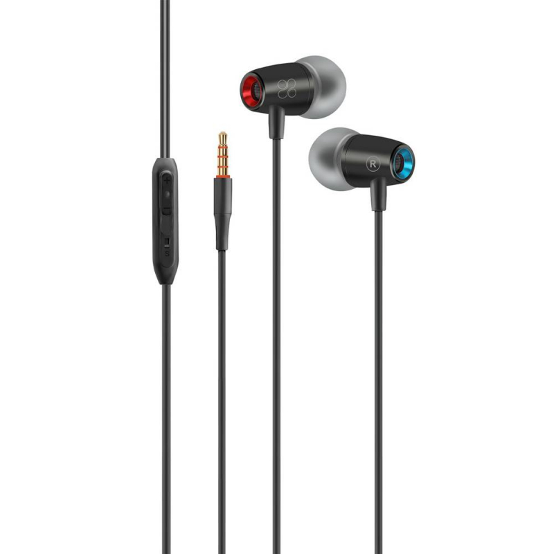 Ecouteurs Promate Tunebuds Black