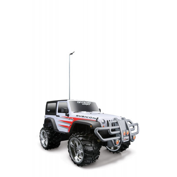 Maisto Tech - 81098 - Jeep Wrangler Rubicon