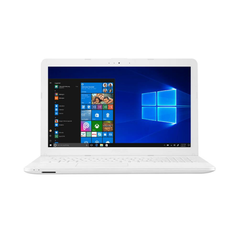 Ordinateur portable Asus Notebook X541UJ i7/12G/1T Blanc
