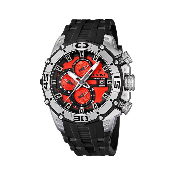 Festina - F16600/7 - Montre Homme - Tour de France - Rouge