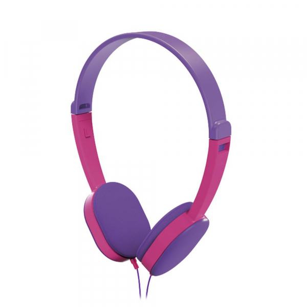 Casque Stereo Hama Kids Violet H-177014