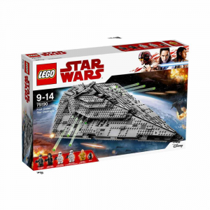 First order destroyer Star Wars LEGO 75190