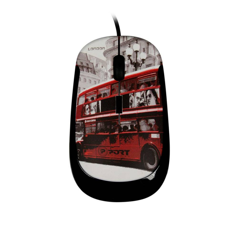 Souris Filaire Port Designs London 180704