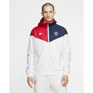 Veste Coupe Vent Pour Homme Nike Windrunner Paris Saint-Germain - CI1319-104