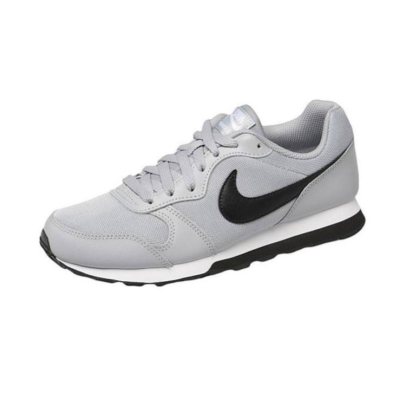 Chaussures Pour Enfant Âgé Nike MD Runner 2 Blanches