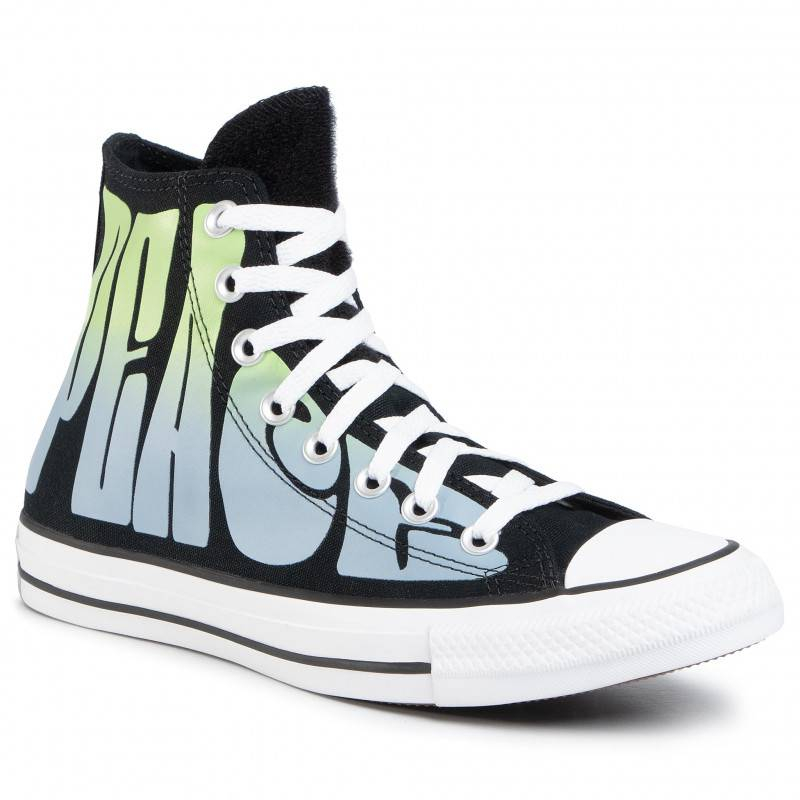 chaussure montante converse