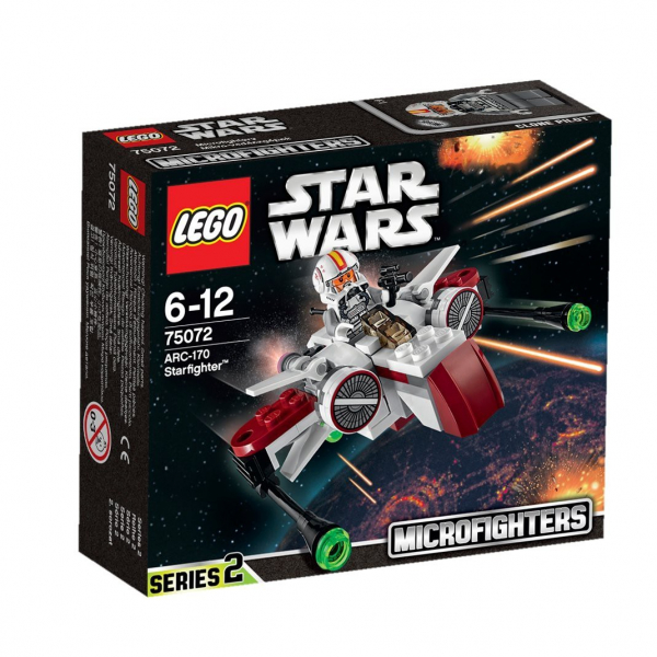 LEGO - 75072 - ARC-170 Starfighter™