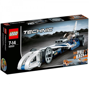 LEGO - 42033 - Le bolide imbattable