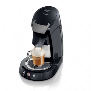 مكينة قهوة Senseo capuccino black HD7853/61 فيليبس