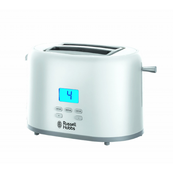 Russell Hobbs - 21160-56 - Toaster/Grille-Pain 2 fentes Collection Precision Control